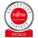 AC AIR is a Fujitsu Authorised dealer