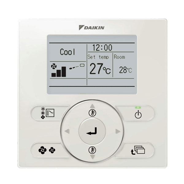Tc air Daikin Nav ease controller
