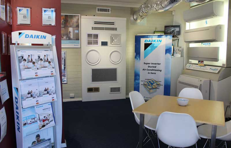 TC-Air-Home-Air-conditioning-Wollongong-showroom
