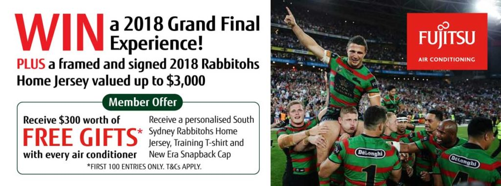 RABBITOHS MEMBER EXCLUSIVE OFFER FROM FUJITSU