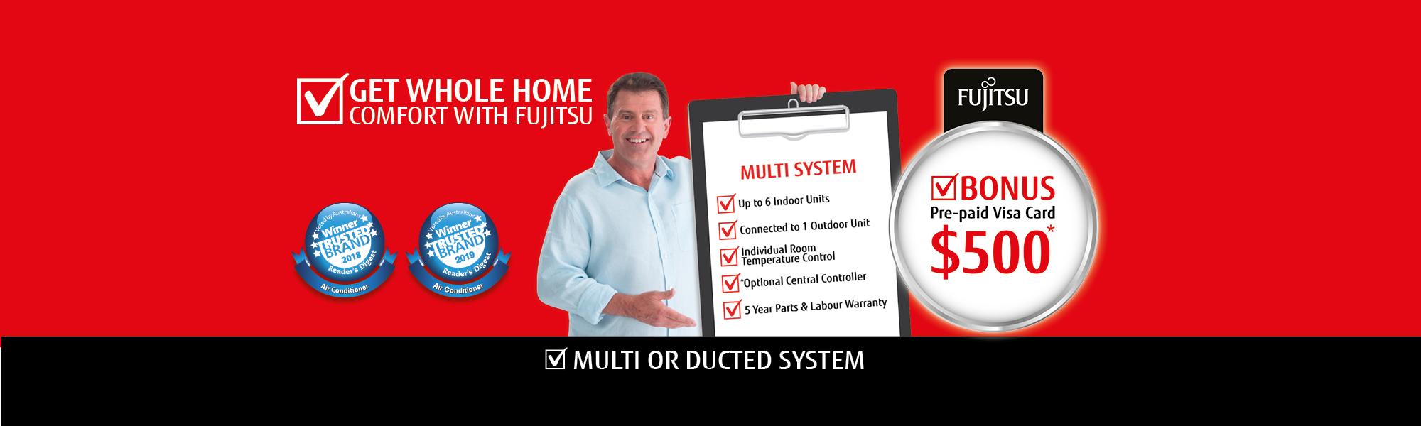 Fujitsu Promo offer