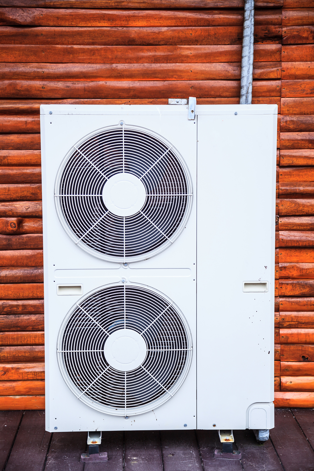 Air conditioner units use fan to distribute conditioned air to improve thermal comfort and indoor air quality. Air conditioning is process of removing heat and moisture from inside. Electrical Device.