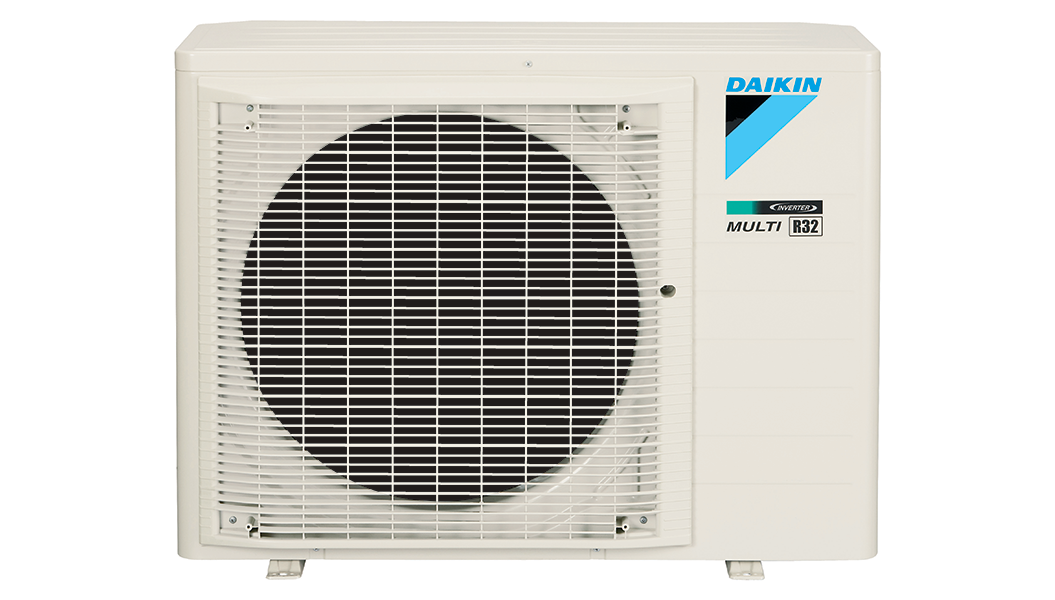 Daikin Super Multi NX (R32) air conditioning system